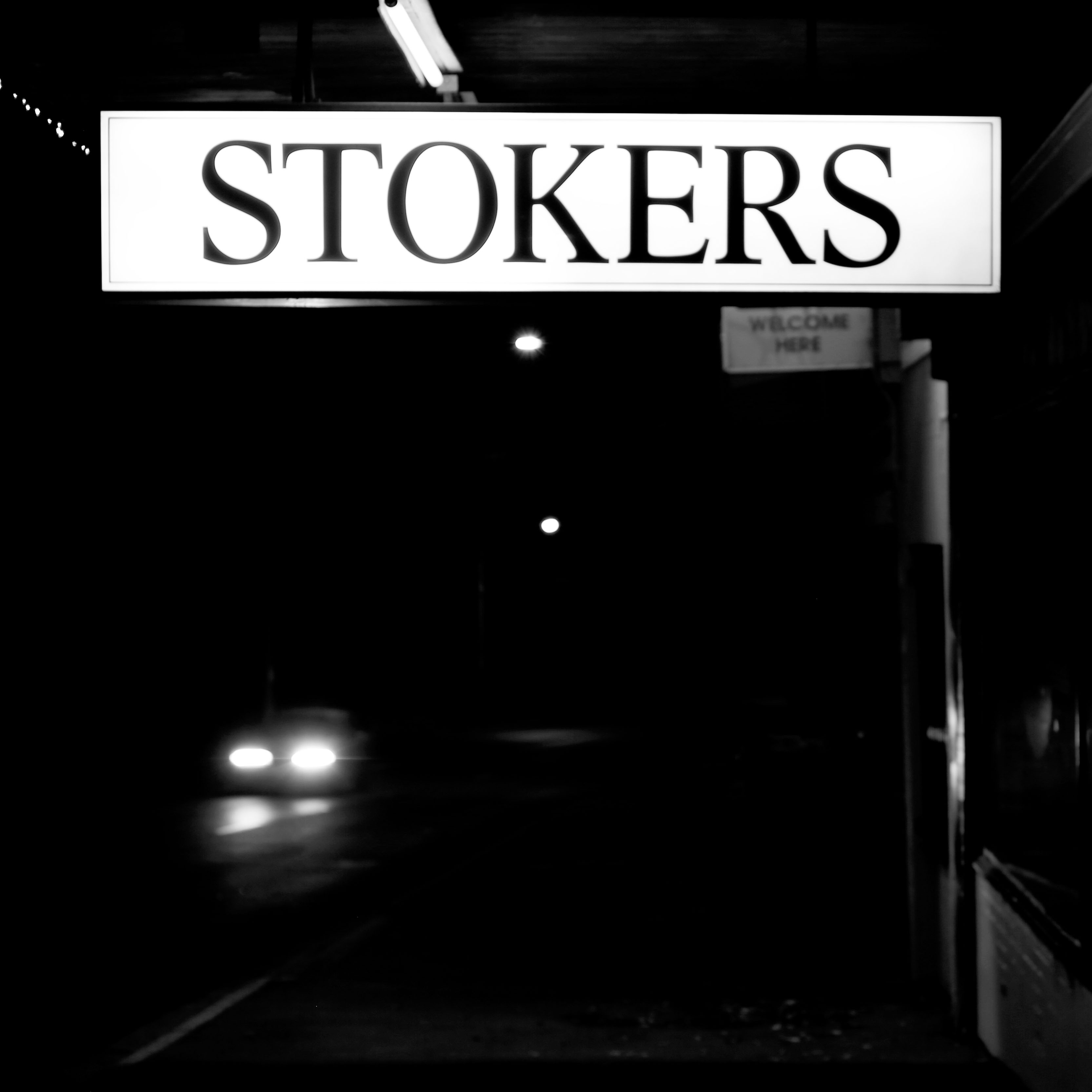 Old Ivanhoe Stokers