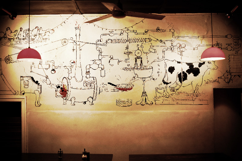 Old Ivanhoe  Stokers Wall Mural