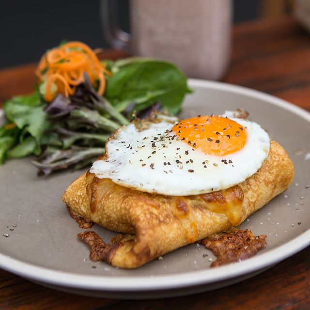 If you're a savoury breakfast person, we