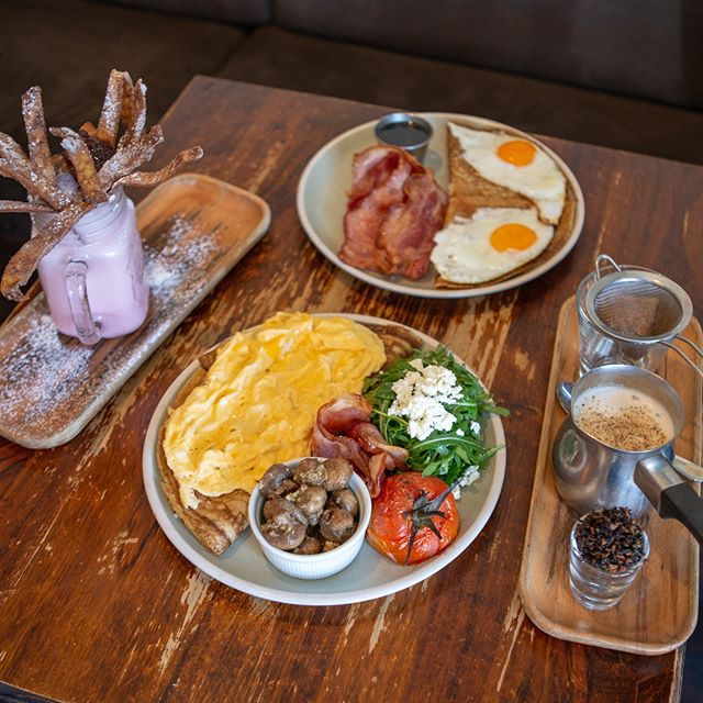 Time to come in and enjoy brunch
