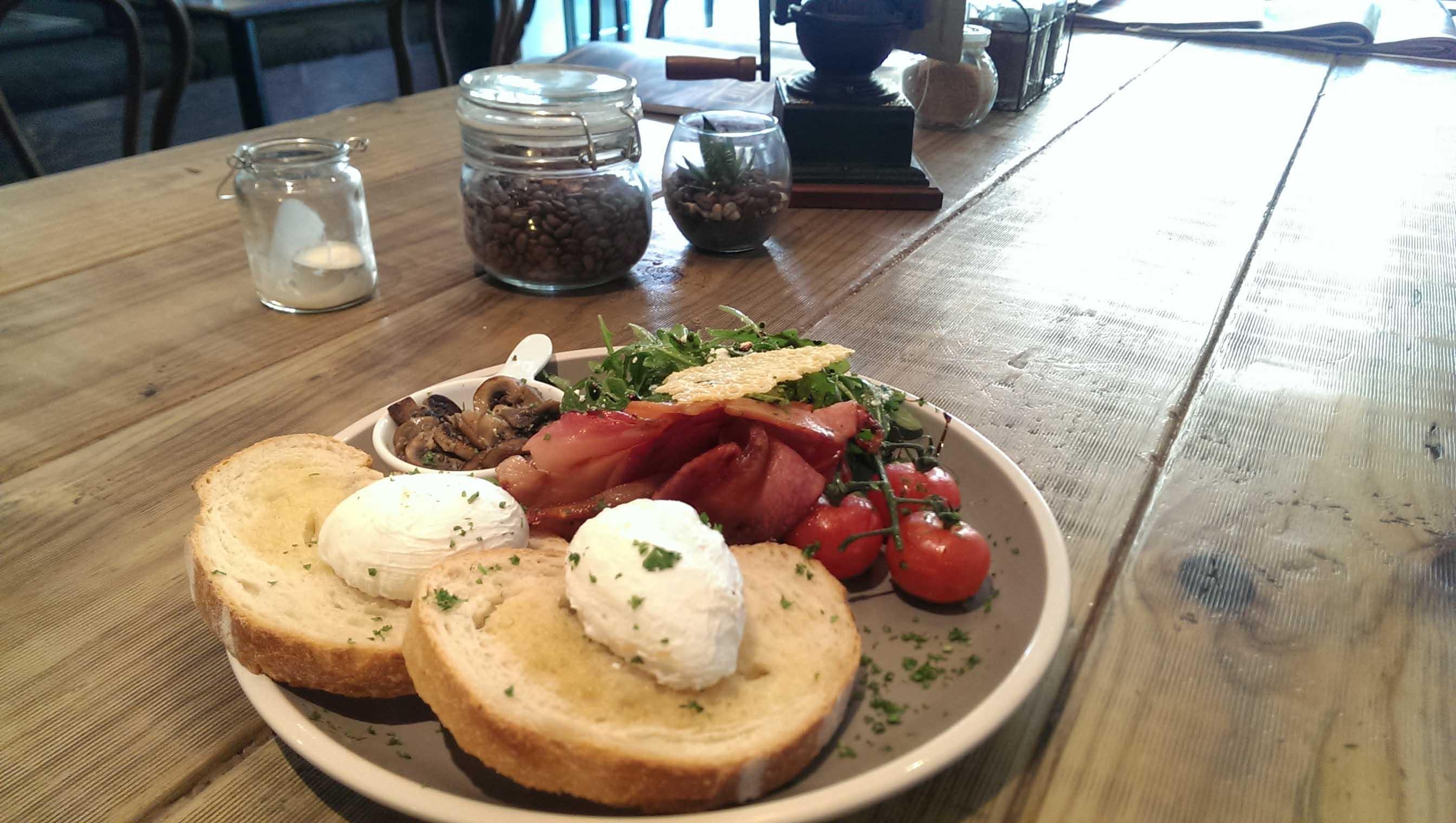 Stokers Big Breakfast