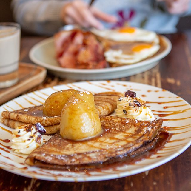 How good are pancake dates_ Tag someone