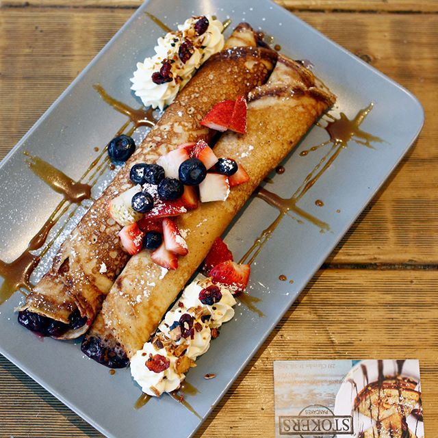 One of the more popular pancakes is our