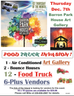 Food Truck Invasion - December 7th