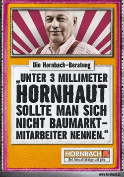 Hornbach Anzeige