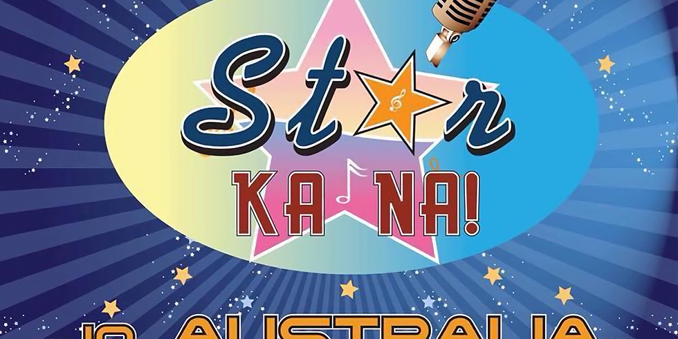 Star Ka Na! with Vehnee Saturno in Australia