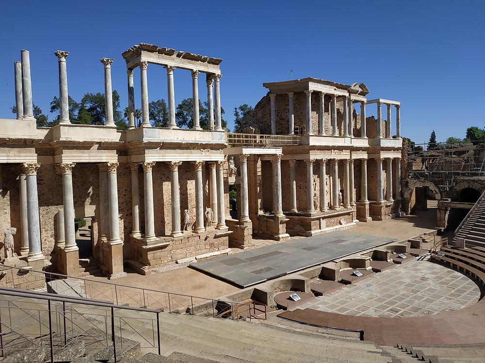 Roman theatre of Mérida