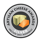 Artisan Cheese Awards SILVER (New Cheese Cloud) Trans.png