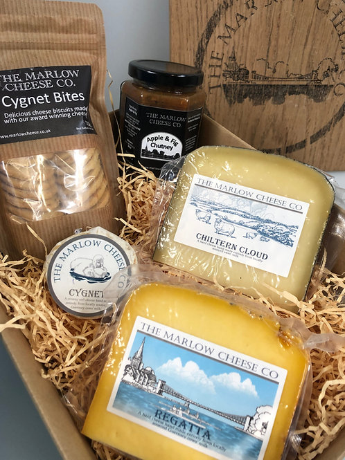 Cheese Hamper without Blue