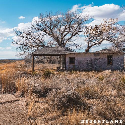 Desertland (CD)