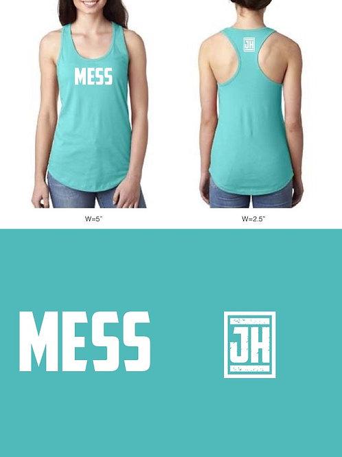 Mess Tank Top