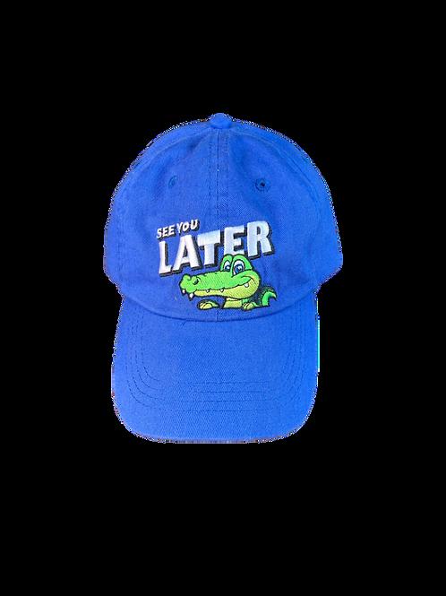 Kids Later Gator Hat