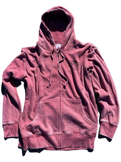 Adult Full Zip Hood