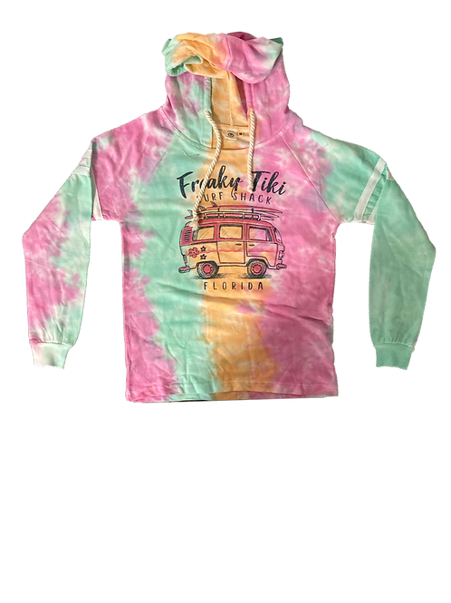 Going to Florida Tie Dye Hoodie