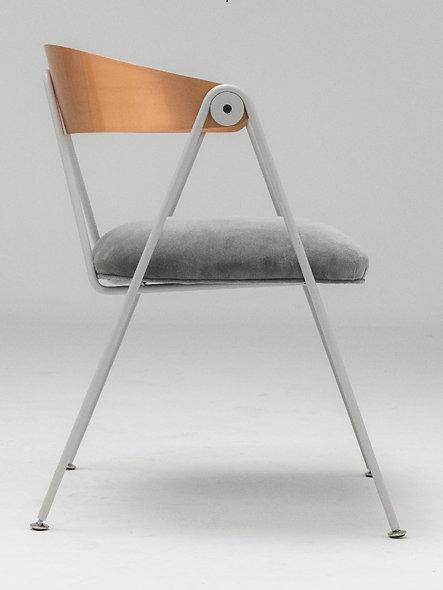 Silla 40 -Metalizada