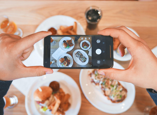 Do you post food pics on Instagram? Read this 👉