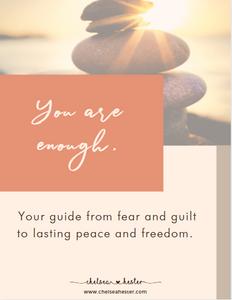 self worth, self image, body image, mindfulness, eating disorder, spirituality