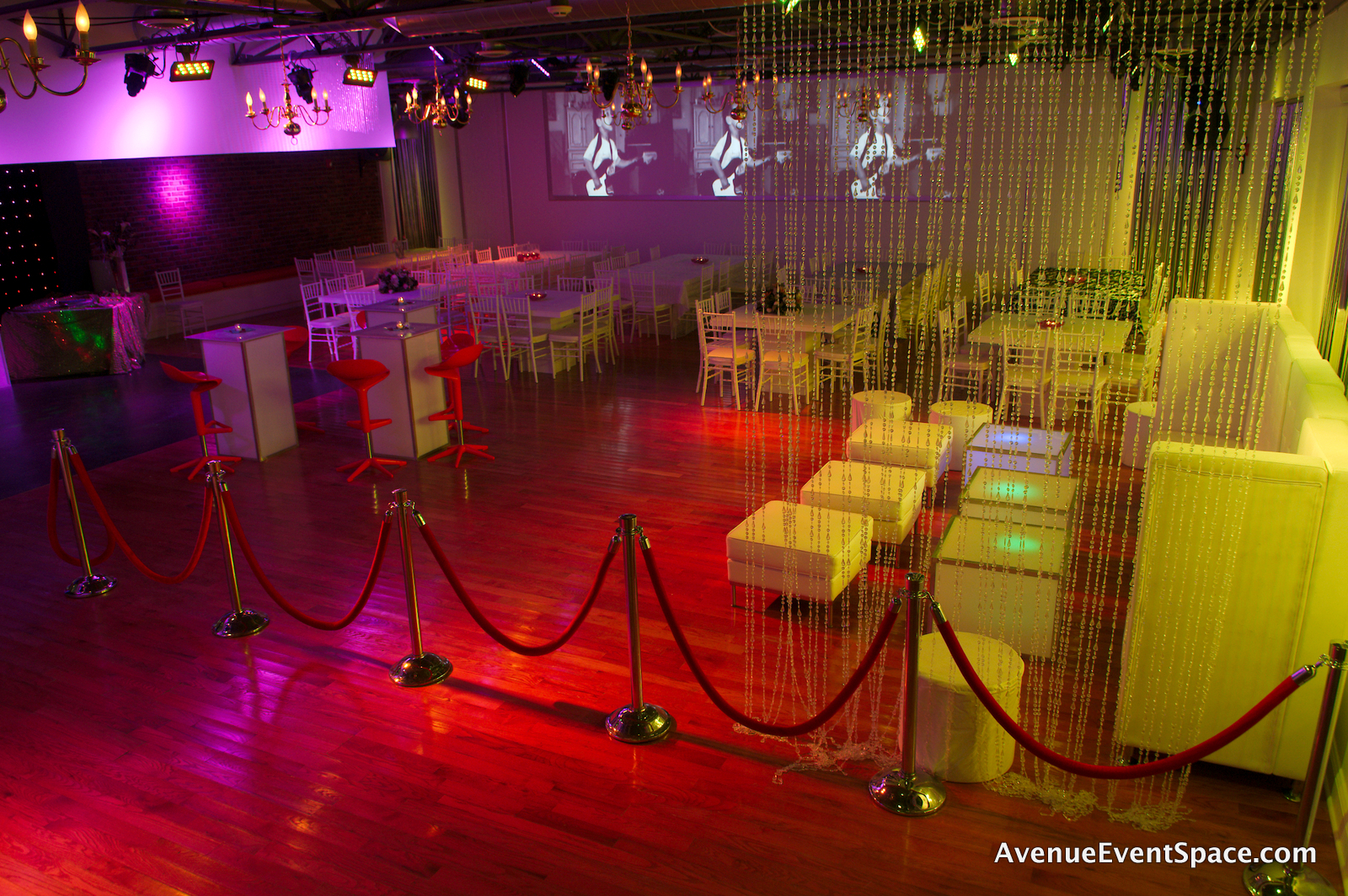 Party room NJ and event Space NJ
