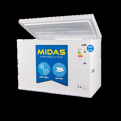 FREEZER MIDAS MD-HS252