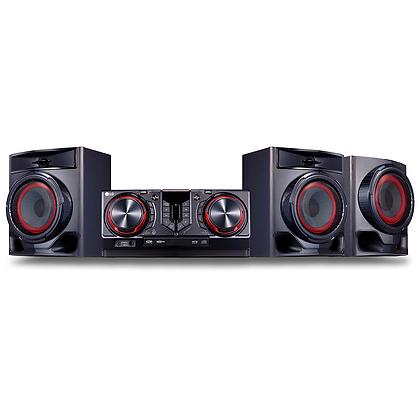 MINI COMPONENTE LG CJ45 8100 W