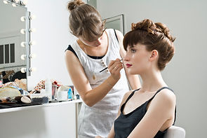 We are beauty specialist that use cosmetic techniques to enhances a person's appearance, bringing out color and features and hiding or smoothing out flaws.
