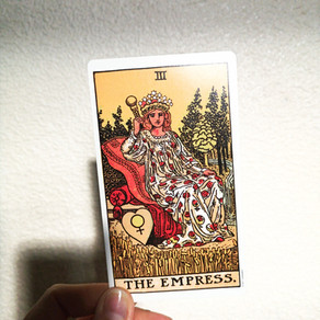Mothering the Self with the Empress