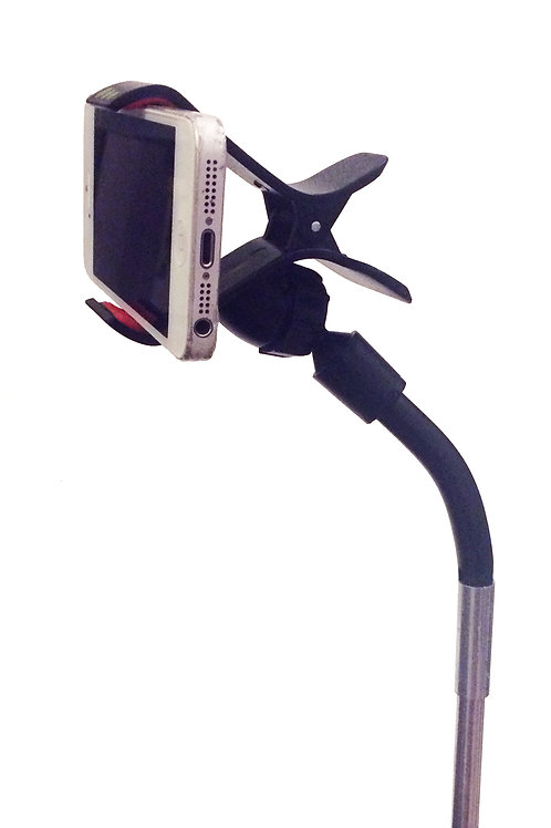Smarthphone Holder for Wheelchair
