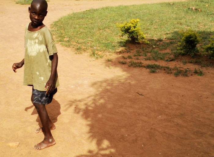 Why Children with disabilities do not survive in Africa?