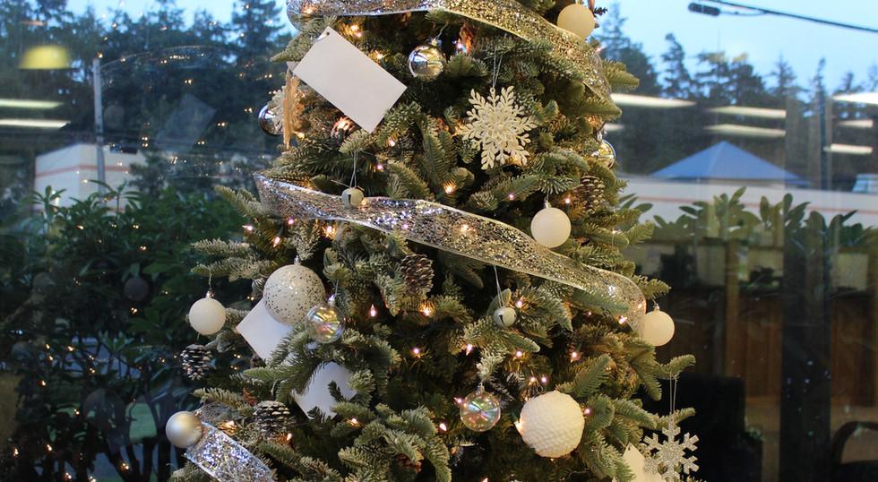 """""""White Christmas"""" - Festival of Trees 2020"""