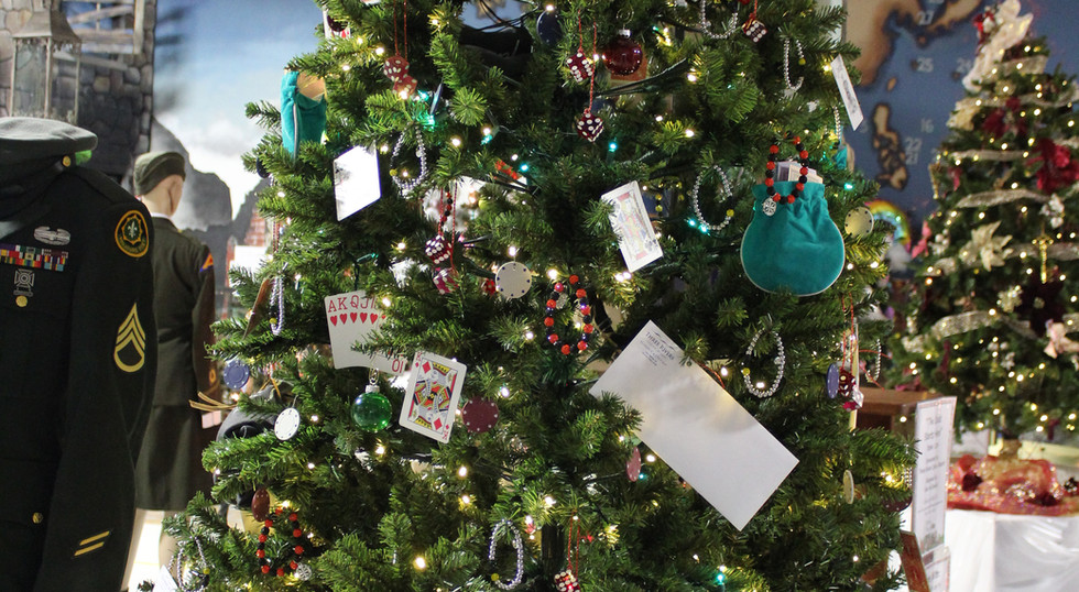 """""""The Coast Starts Here"""" - Festival of Trees 2020"""