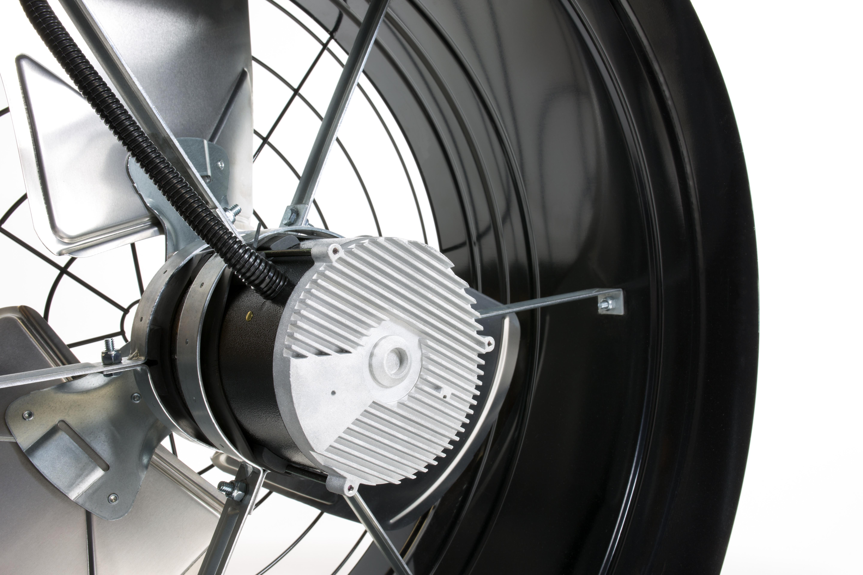 QuietCool Whole House Fan Installtion