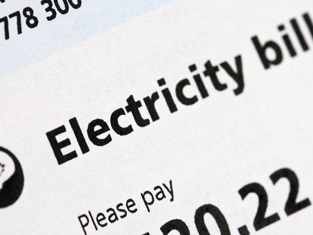 Energy bills in California. Going Up. Up. UP!