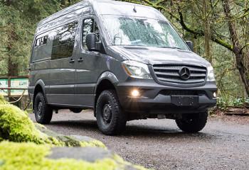 UPFITTING | Exclusive Sprinter Van Dealership in Utah | Warner Vans