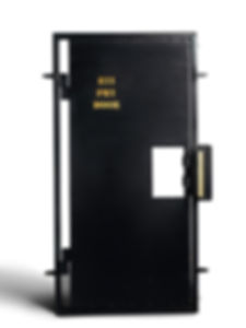 BTI Dual Swing Pry Door
