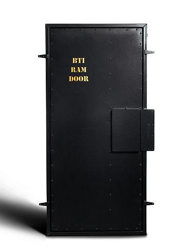 BTI Reinforced Ram Door