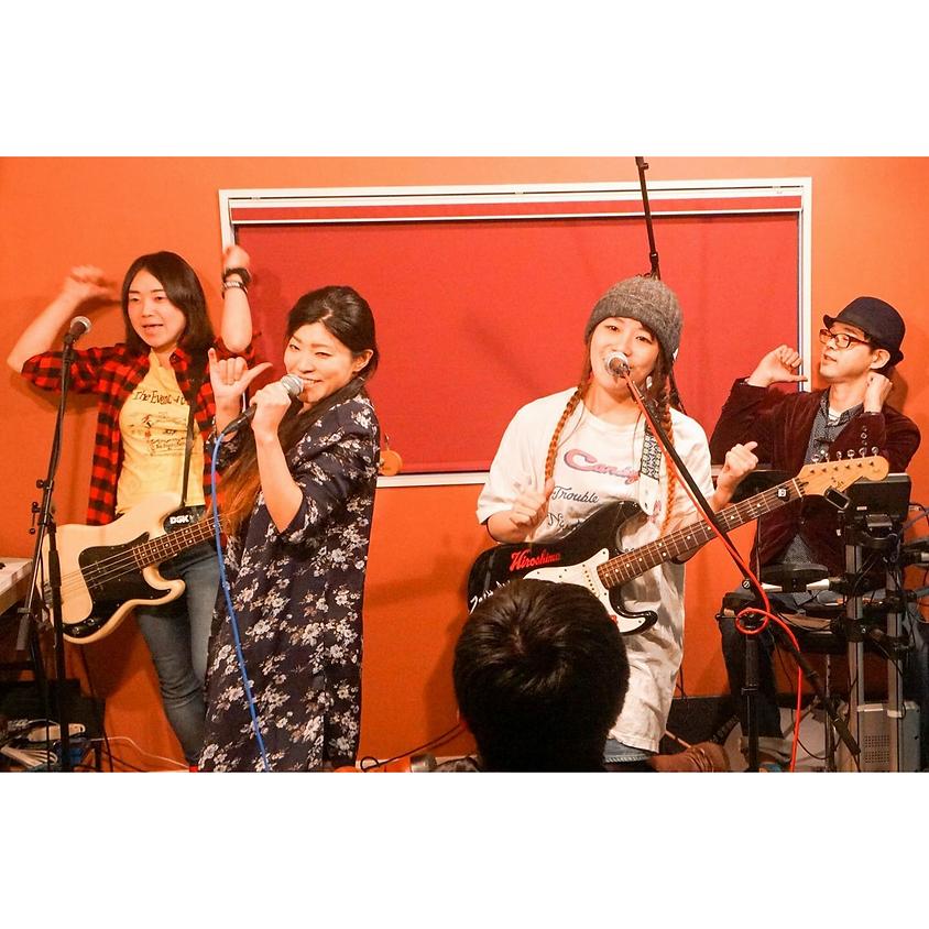 夜なパ結成4周年!みなさまのおかげです!LIVE!!
