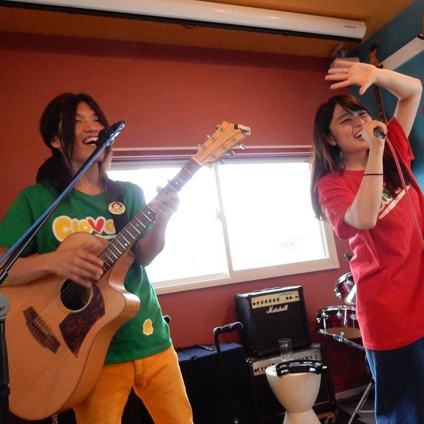 再々リベンジ!Clover 中国・四国地方グルメソングリリースワンマンライブ