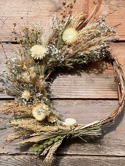 Forever Floral Wreath