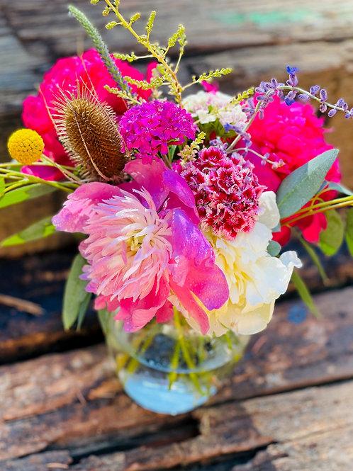 Business Subscription - Bouquet Vase (5)