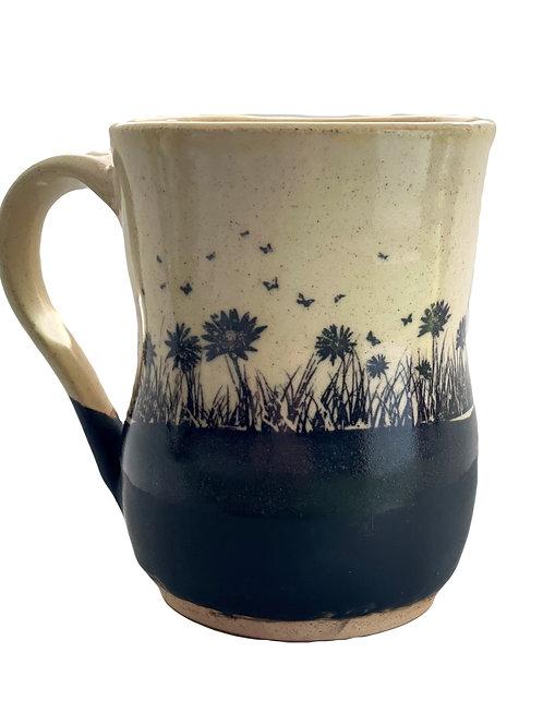 Wildflower Series -  Artisan Mug