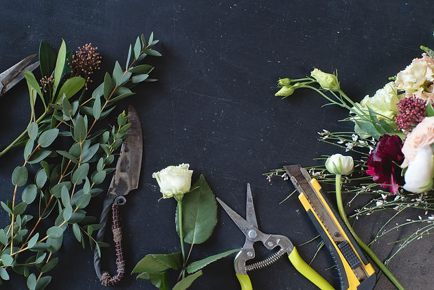 Tools and accessories florists need for