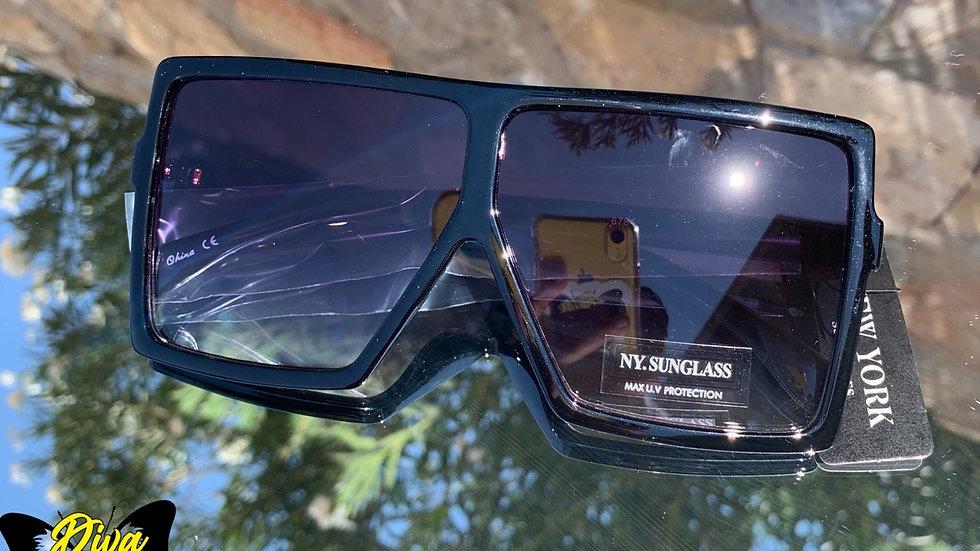 Large oversized sunglasses