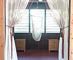 Master Suite at Serenity Retreats Belize - A Vegan Resort
