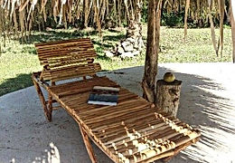 Master Suite at Serenity Retreats Belize - A Vegan Resort