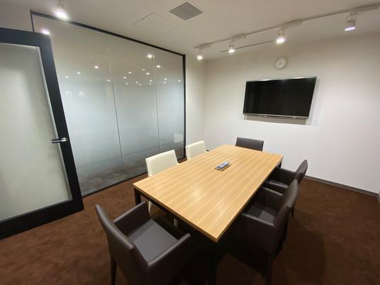 2020.8.25 会議室改修工事完了のお知らせ