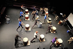 Taiko Skills Day! A pilot intensive work