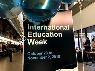 MRU International Education Week