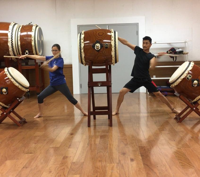 Yodan with Yuta