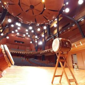 Bella Concert Hall Taiko