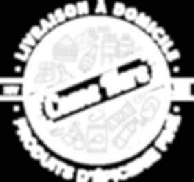 come here - logo